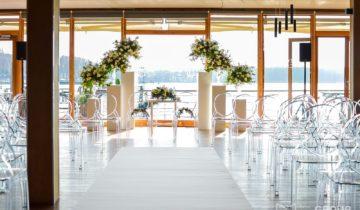 Wynajem mebli na przyjęcia weselne, śluby, prywatne uroczystości – wybrane realizacje