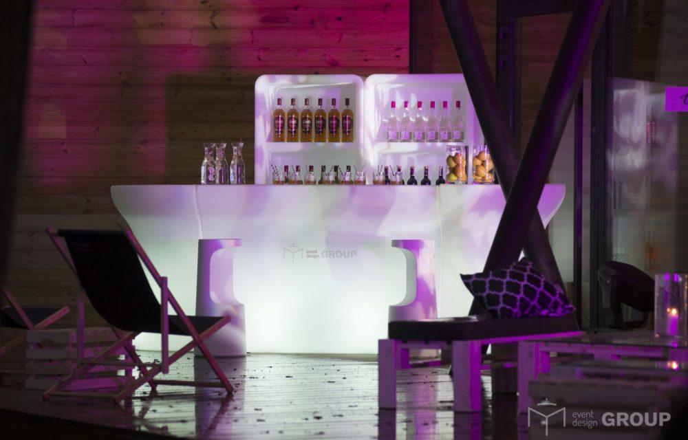 Moduł barowy Corner