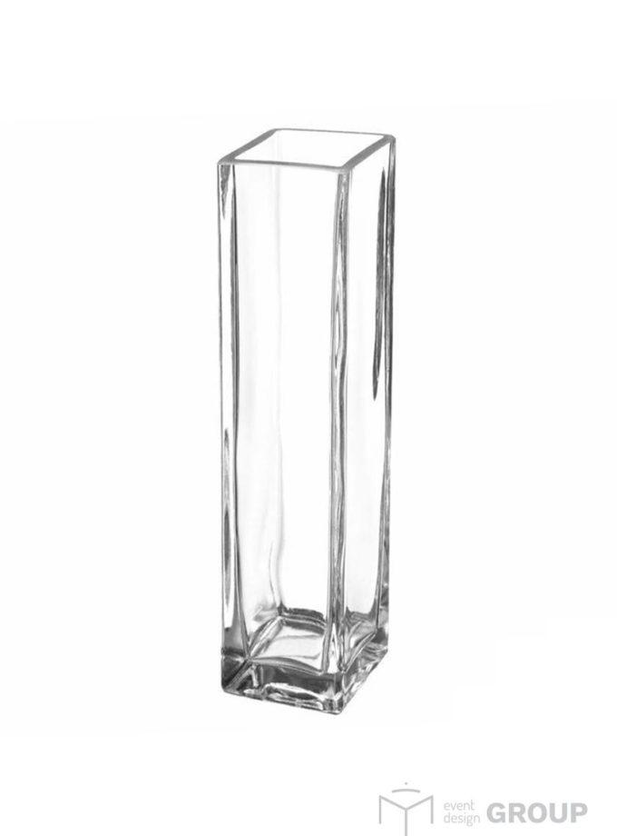 Wazon szklany - kwadratowy