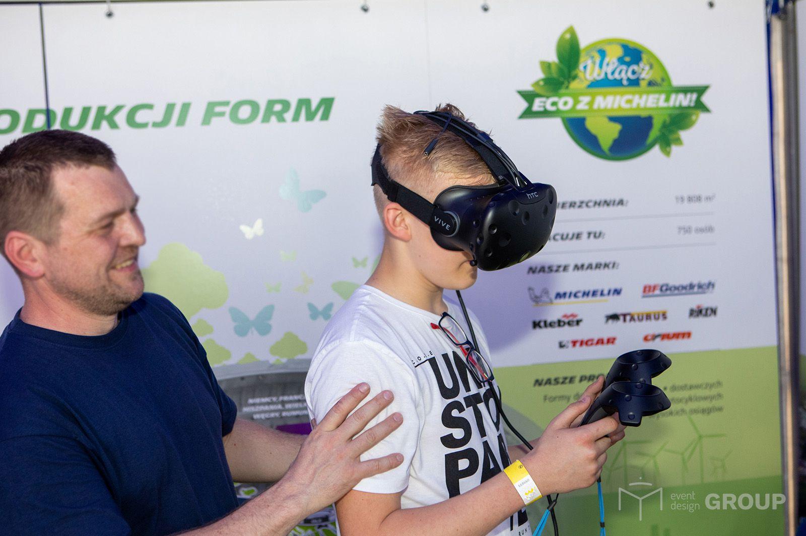 Ekologiczny Piknik Rodzinny 'Włącz Eco z Michelin', Olsztyn
